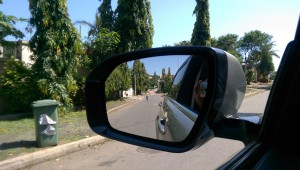 side mirror htc