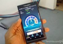 BlackBerry Priv Airtel Speed test