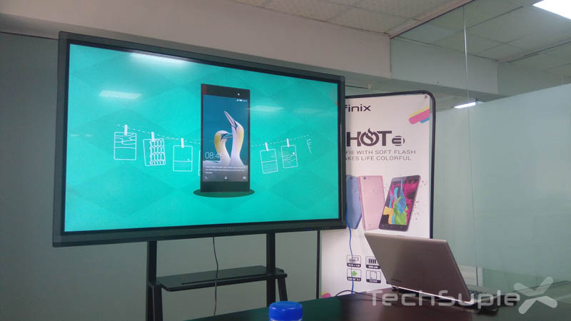 Infinix Hot 3 launch3