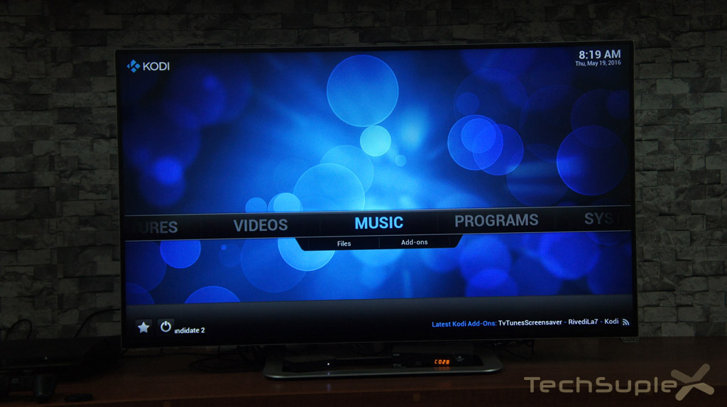 Tv Kodi Home