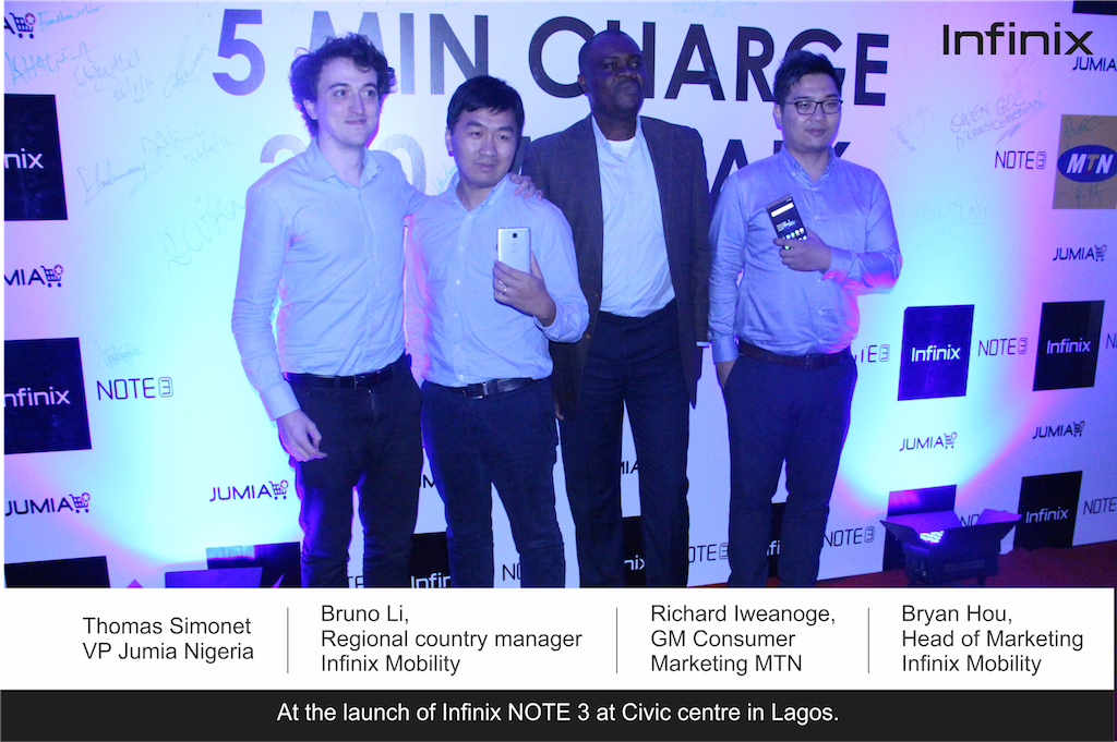 Infinix note 3 main