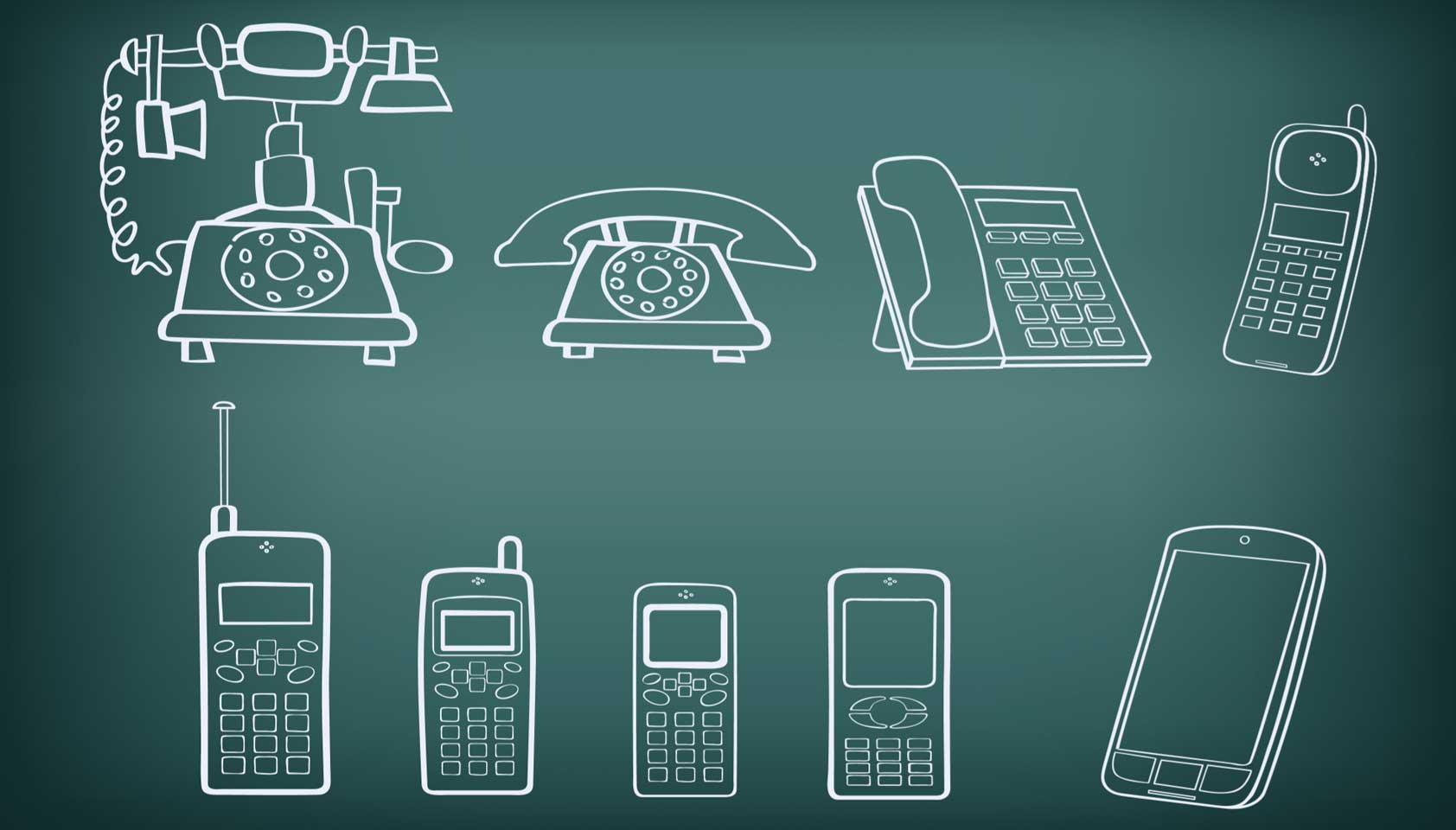 the growth and evolution of the cellular mobile telephone technology Mobile and cellular radio communications  this growth is expected to continue  called a mobile telephone switching office.