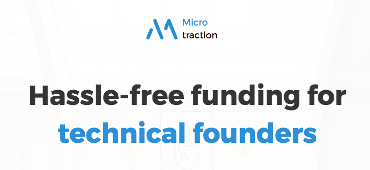 Microtraction funding
